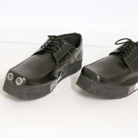 Taparch: A Visually Challenged People Footwear