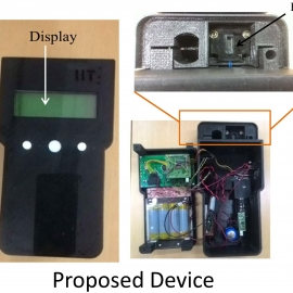 Portable Biosensing Platform Based On Conducting P