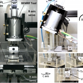 Design & Development Of Automated Five Axis Cnc Ba