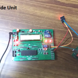 Battery-less Iot Sensing Nodes